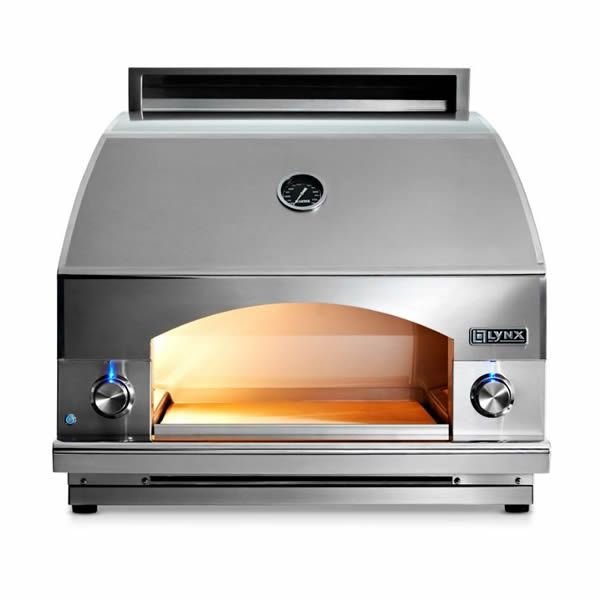 Lynx Napoli Built-In Gas Pizza Oven image number 0