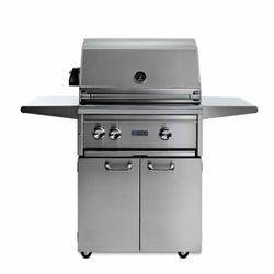 """Lynx Professional Cart-Mount Gas Grill - 27"""""""
