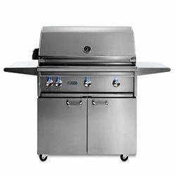 Lynx Professional Cart-Mount Gas Grill - 36""