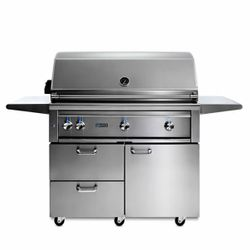 Lynx Professional Cart-Mount Gas Grill - 42""