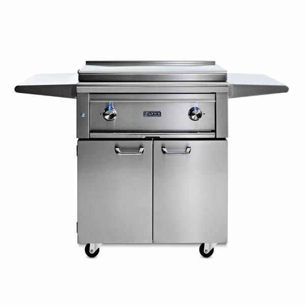 "Lynx Professional Asado Cart-Mount Gas Grill - 30"" image number 1"