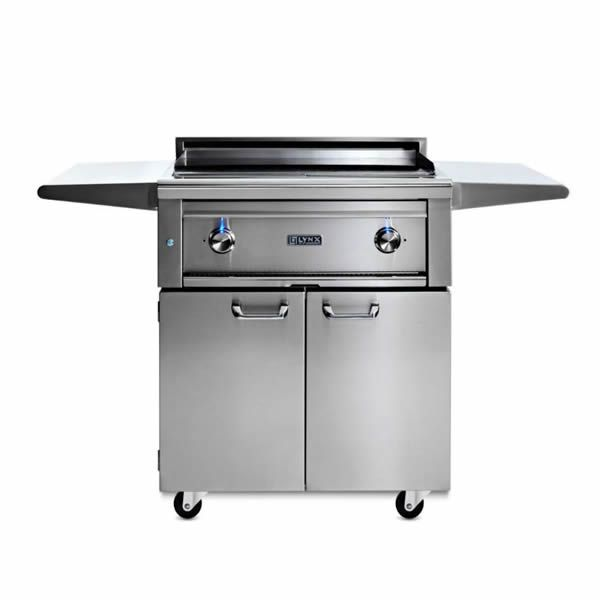 """Lynx Professional Asado Cart-Mount Gas Grill - 30"""" image number 0"""