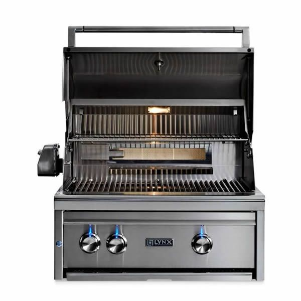 "Lynx Professional Built-In Gas Grill - 27"" image number 1"