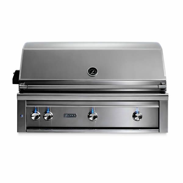 "Lynx Professional Built-In Gas Grill - 42"" image number 0"