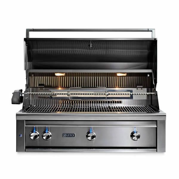 "Lynx Professional Built-In Gas Grill - 42"" image number 1"