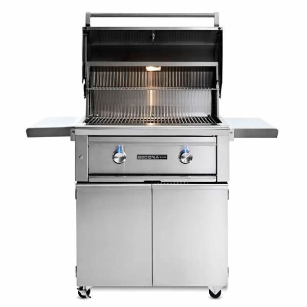 "Lynx Sedona Cart-Mount Gas Grill - 30"" image number 1"
