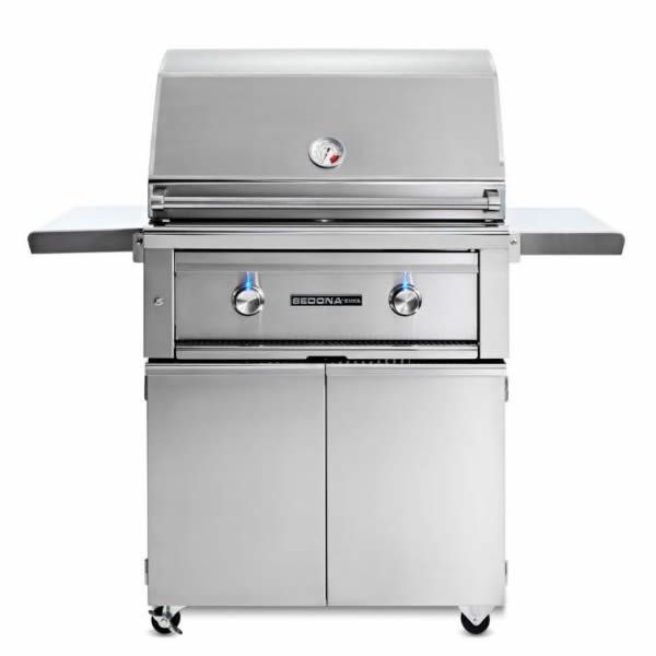"Lynx Sedona Cart-Mount Gas Grill - 30"" image number 0"