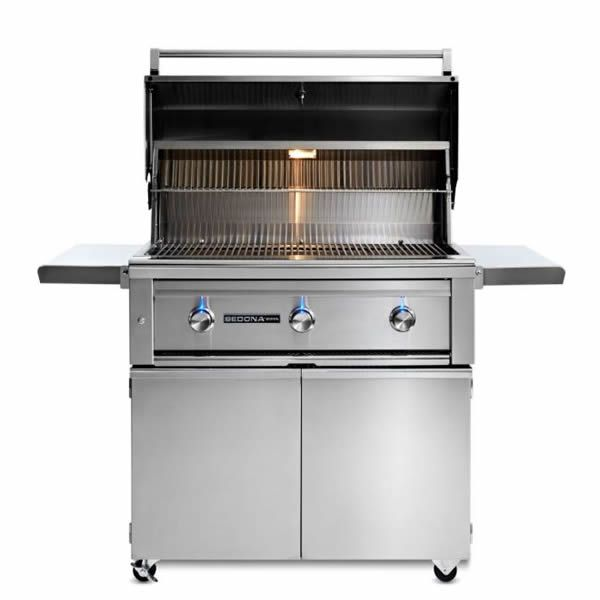 "Lynx Sedona Cart-Mount Gas Grill - 36"" image number 1"