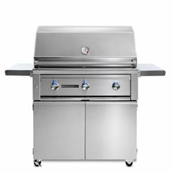 Lynx Sedona Cart-Mount Gas Grill - 36""