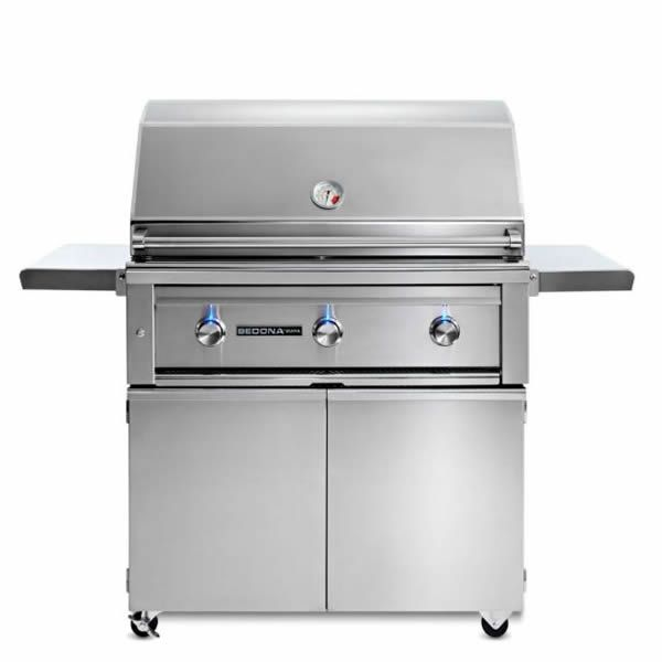 "Lynx Sedona Cart-Mount Gas Grill - 36"" image number 0"