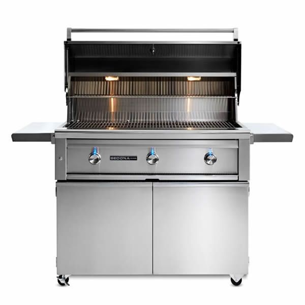 "Lynx Sedona Cart-Mount Gas Grill - 42"" image number 1"