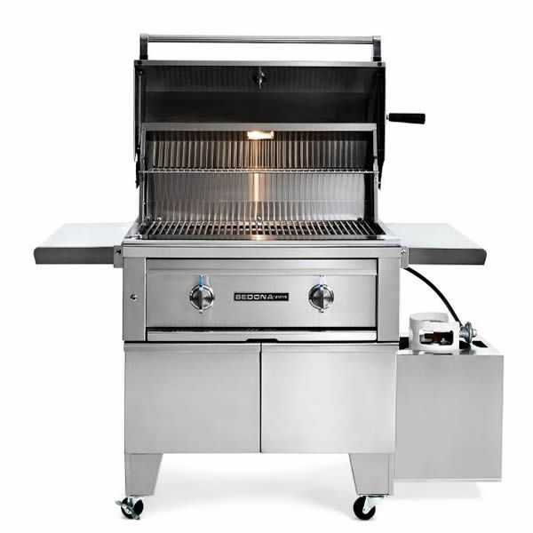 """Lynx Sedona ADA Compliant Cart-Mount Gas Grill - 30"""" image number 1"""
