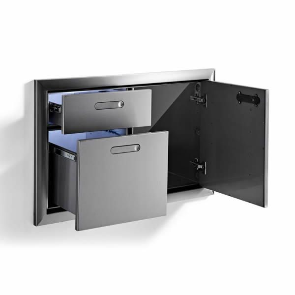 "Lynx Door/Drawer Combination - 36"" image number 0"