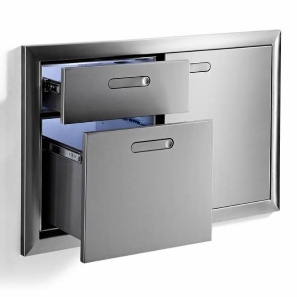 "Lynx Door/Drawer Combination - 36"" image number 1"