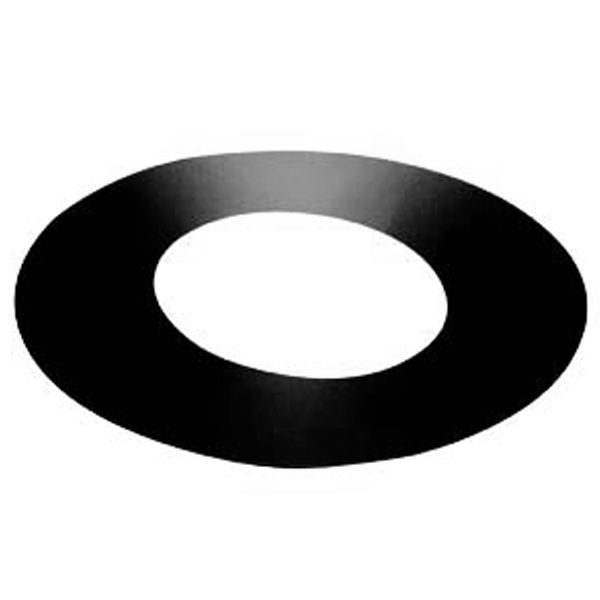 """5""""-6"""" DuraTech Round Trim Collar for Round Support Box image number 0"""