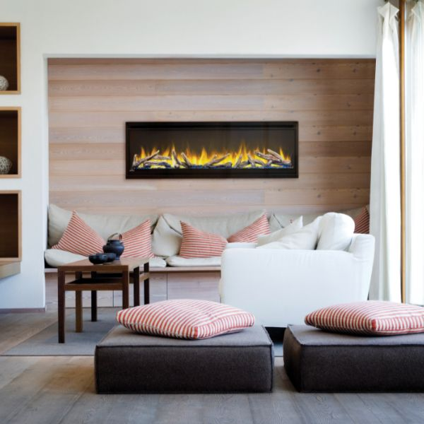 Napoleon Alluravision Deep 50 Electric Fireplace image number 1