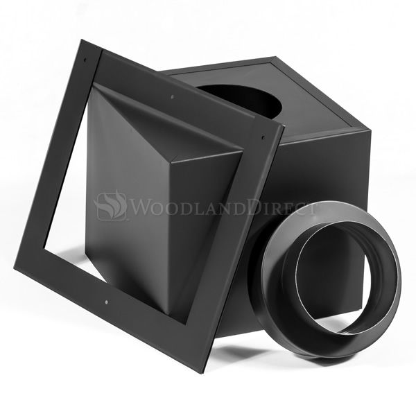 "6"" Diameter Champion Square Ceiling Support - 11"" image number 0"