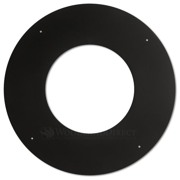 """6"""" Champion Trim Collar for Round Ceiling Support image number 0"""