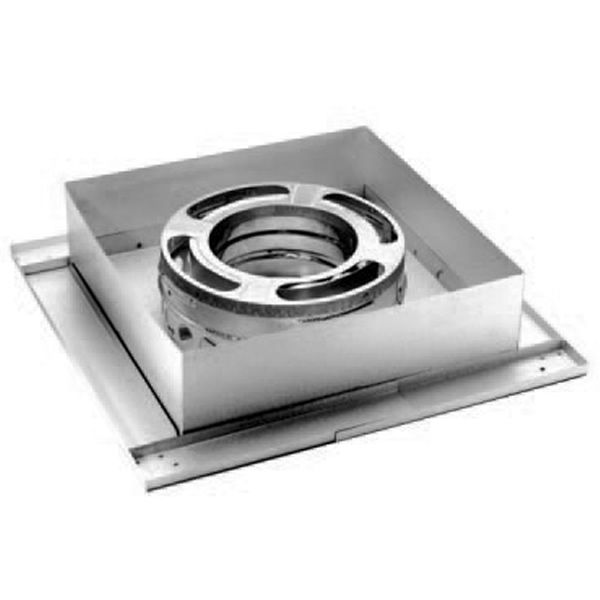 "6"" DuraPlus Flat Ceiling Support Box image number 0"