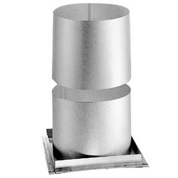 """6"""" DuraTech Firestop Radiation Shield image number 0"""