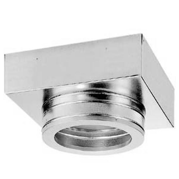 "6"" DuraTech Flat Ceiling Support Box image number 0"