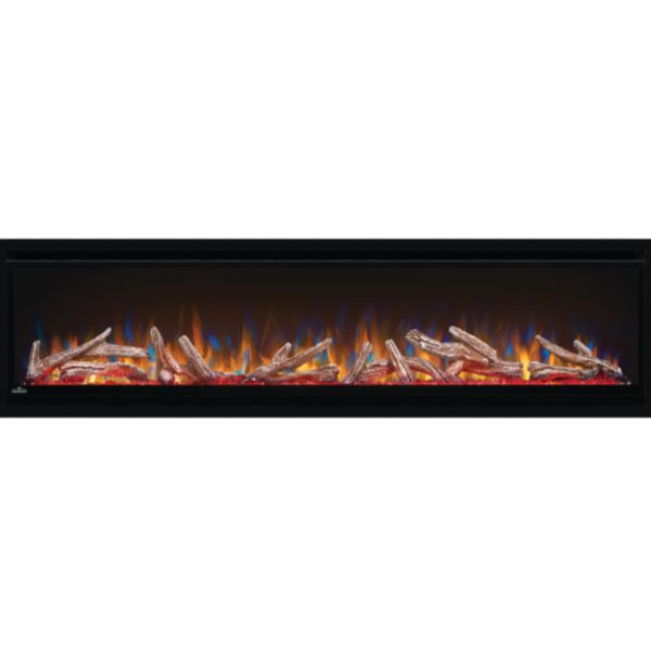 Napoleon Alluravision Deep 60 Electric Fireplace image number 0