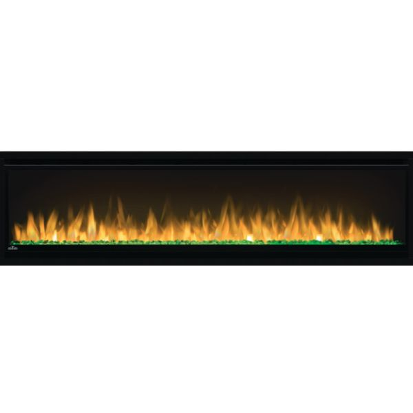 Napoleon Alluravision Slim 60 Electric Fireplace image number 0