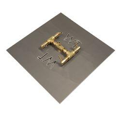 "60,000 BTU Square Electronic Crossfire Burner System - 18"""