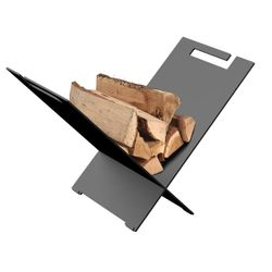 Valcourt Equiss Freestanding Log Holder