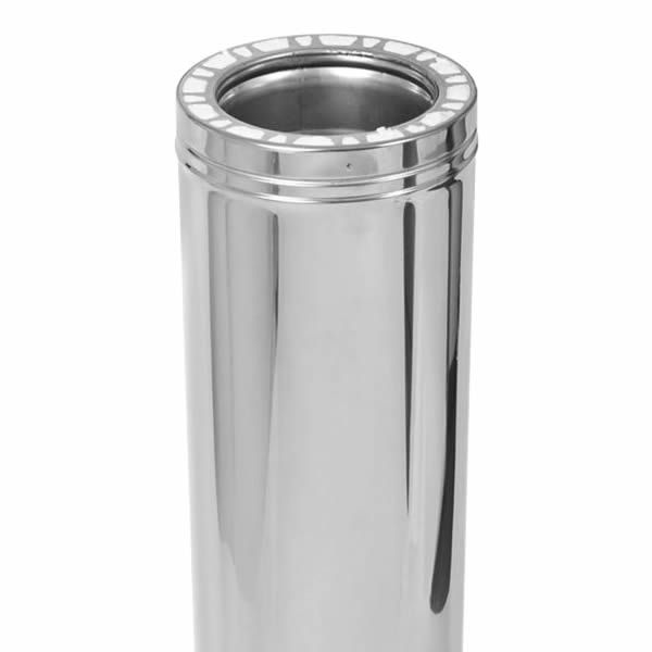 """7"""" Champion 304L Stainless Steel Pipe - 24"""" image number 0"""