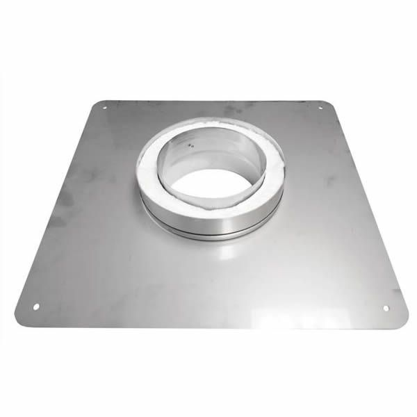 "7"" Champion 304L Stainless Steel Transition Plate image number 0"