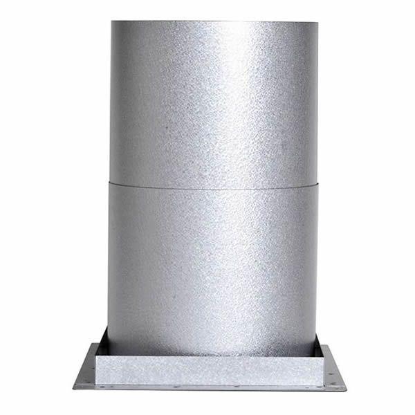 "7"" Champion Galvanized Firestop Radiation Shield image number 0"