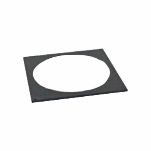 "7"" Champion Square Trim Plate image number 0"