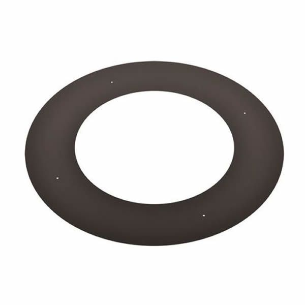 """7"""" Champion Trim Collar for Round Celiing Support image number 0"""