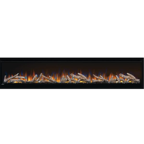 Napoleon Alluravision Deep 74 Electric Fireplace image number 0