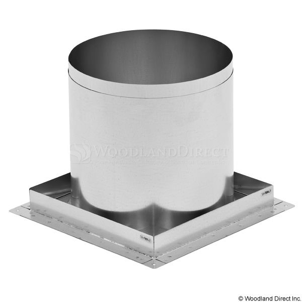 "8"" Champion Firestop Radiation Shield image number 0"