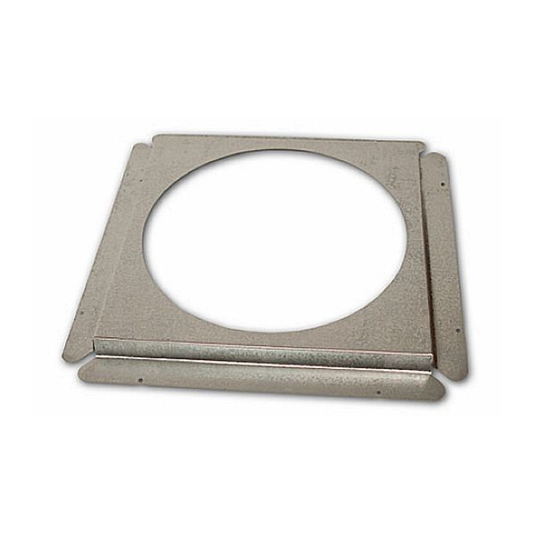 "8"" Diameter Superior Wood-Burning Firestop Spacer - 2"" Clearance image number 0"