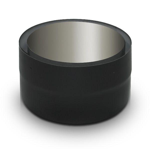 "8"" Diameter Champion Premium Double Wall Black Stove Pipe - 6"" image number 0"