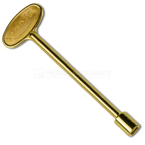 "8"" Universal Gas Key - Brass image number 0"