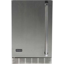 """Coyote Outdoor Refrigerator - 21"""""""