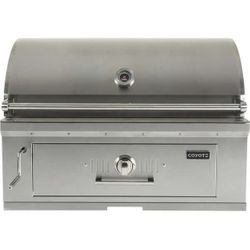 Coyote Built-In Charcoal Grill - 36""