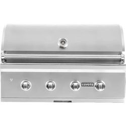 Coyote C-Series Built-In Gas Grill - 36""