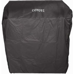 Coyote C-Series Cart-Mount Grill Cover - 34""