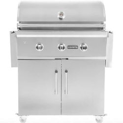Coyote C-Series Gas Grill on Cart - 34""