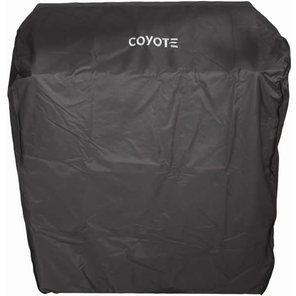 "Coyote Cart-Mount Grill Cover - 42"" image number 0"