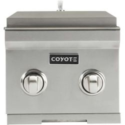 Coyote Dual Side Gas Burner