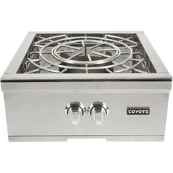 Coyote Gas Power Burner - 24""