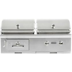 Coyote Hybrid Gas/Charcoal Built-In Grill - 50""
