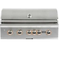 Coyote S-Series Built-In Gas Grill - 42""