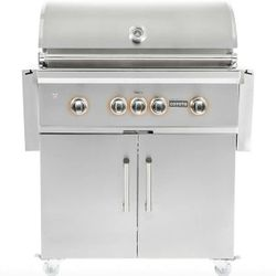 Coyote S-Series Gas Grill on Cart - 36""